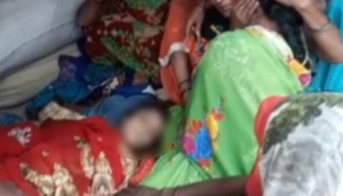 पटना : घरेलू विवाद में सनकी पति ने बेरहमी से कर दी पत्नी की हत्या