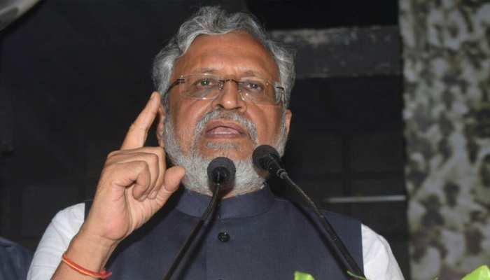 सहारा इंडिया परिपक्वता राशि भुगतान नहीं कर रहा तो दें आवेदन- सुशील मोदी