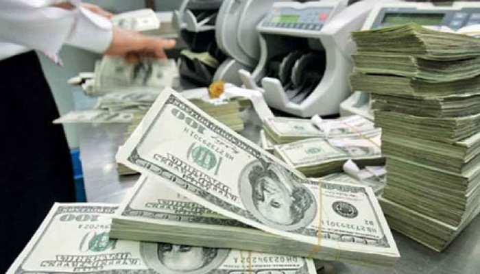 विदेशी मुद्रा भंडार 6.77 करोड़ डॉलर बढ़कर 405.14 अरब डॉलर हुआ