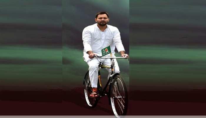 आरजेडी की साइकिल यात्रा स्थगित, अब निकालेंगे सांकेतिक मार्च