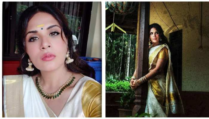 richa chaddas first look of adult star shakeelas biopic is out Bollywood