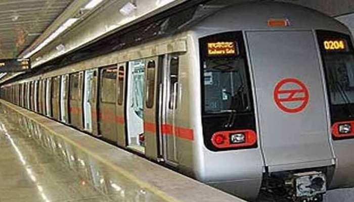 दिल्ली मेट्रो की पिंक लाइन के बचे हिस्से पर सितम्बर तक दौड़ेगी मेट्रो