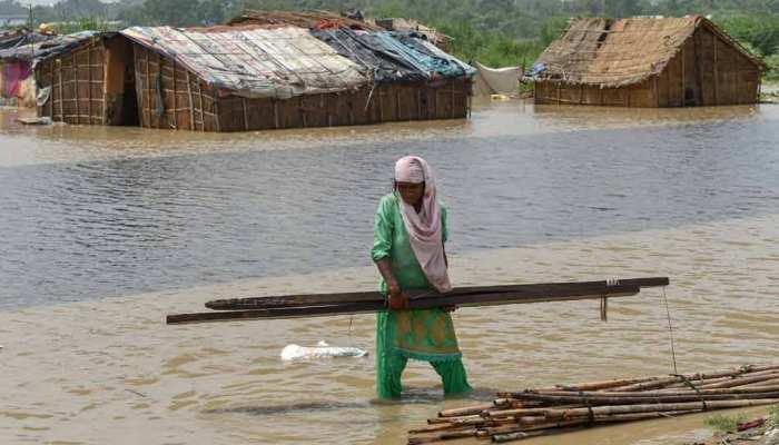 VIDEO : दिल्ली में यमुना का पानी डेंजर लेवल के पार, प्रशासन ने जारी किया अलर्ट