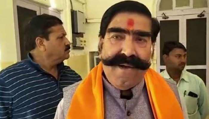 अलवर लिंचिंग मामला : मेव समाज ने की भाजपा विधायक को गिरफ्तार करने की मांग