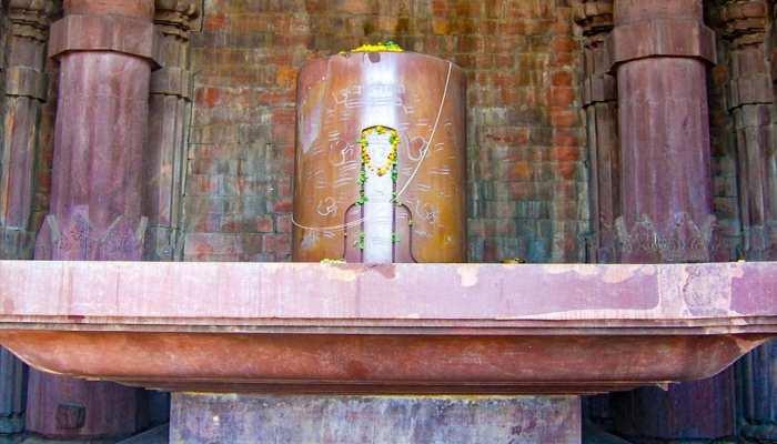 रायसेनः सावन के पहले सोमवार में भोजेश्वर मंदिर में उमड़ी भक्तों की भीड़