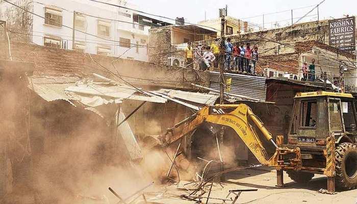 दिल्ली में अवैध निर्माण को हटाने के खिलाफ कोई 'दादागिरी' बर्दाश्त नहीं : सुप्रीम कोर्ट