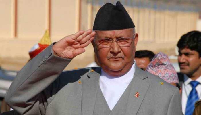 नेपाली प्रधानमंत्री ने चीन के साथ हुए परिवहन-पारागमन संधि लागू करने का लिया संकल्प