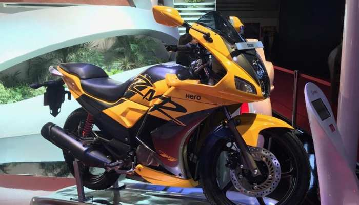 Hero Karizma ZMR 2018 Launched In India