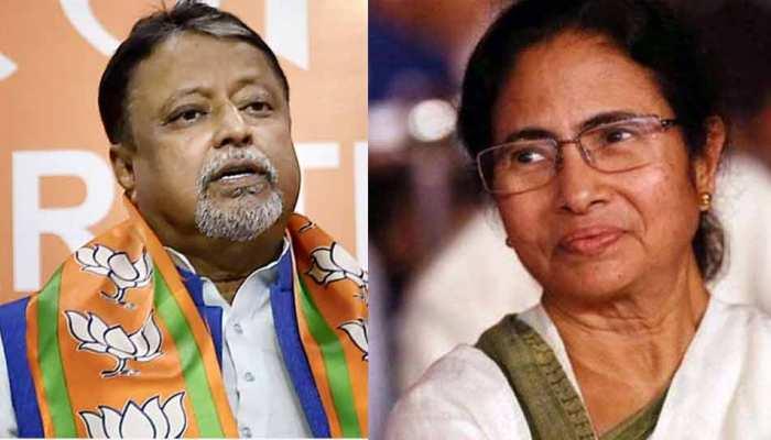 मुकुल रॉय का ममता बनर्जी पर गंभीर आरोप, 1200 करोड़ की मालकिन हैं 'दीदी'