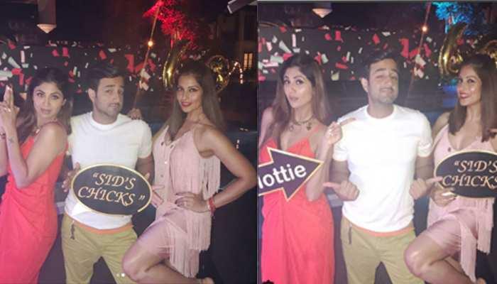 शिल्पा शेट्टी और बिपाशा बासु ने गोवा में कुछ यूं मचाया धमाल, Birthday पार्टी में लगाए चार चांद