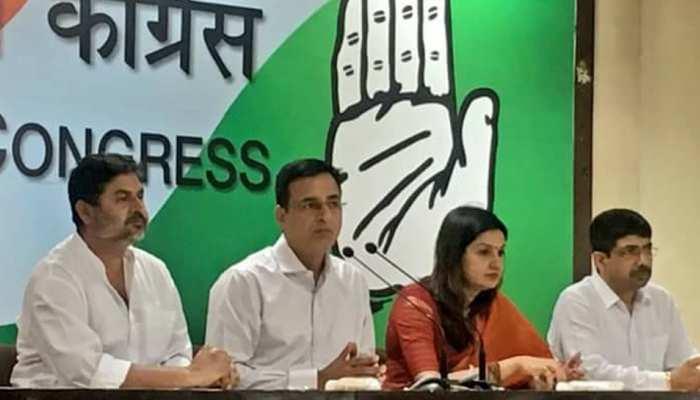 कांग्रेस का सवाल, 'NRC पर झूठ कौन बोल रहा है अमित शाह या राजनाथ सिंह'