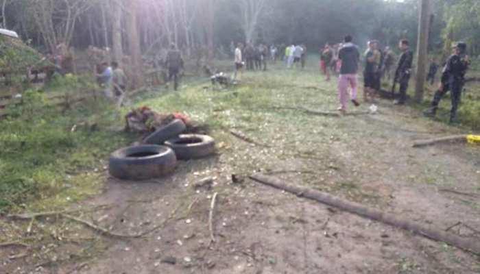 फिलीपींस: वैन में जोरदार धमाका, सैनिक और नागरिक समेत 10 की मौत