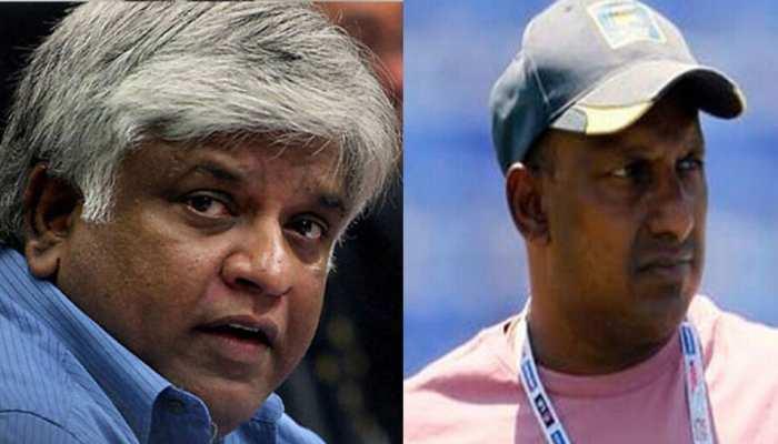 अर्जुन रणतुंगा और अरविंद डिसिल्वा ने FIXING के आरोपों को नकारा