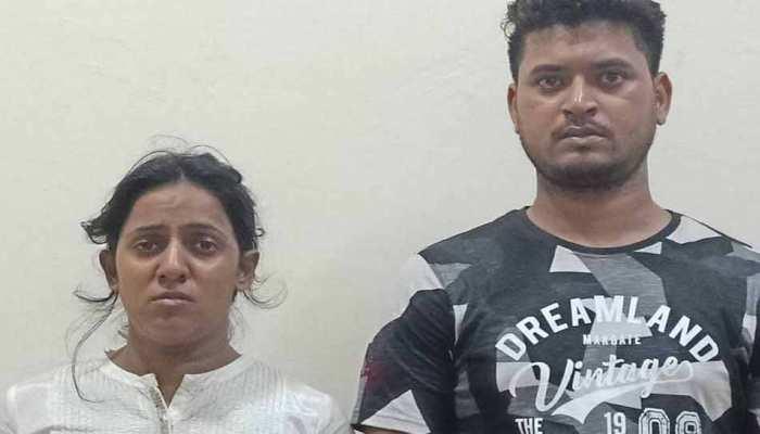 दिल्ली पुलिस के हत्थे चढ़े 'बंटी-बबली', नौकरी देने के नाम करते थे धोखाधड़ी