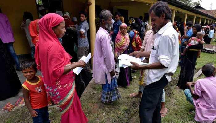 असम NRC मसौदे से बाहर हुए लोग भी चुनावों में डाल सकते हैं वोट : चुनाव आयोग