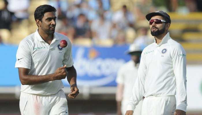 INDvsENG: बर्मिंघम टेस्ट के पहले दिन चमके अश्विन, लिए चार अहम विकेट