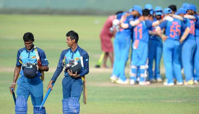 अंडर-19 क्रिकेट: श्रीलंकाई कप्तान की शानदार बल्लेबाजी, भारत को 5 विकेट से हराया