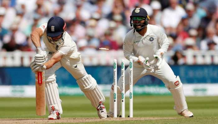 INDvsENG 1st Test: एक ही मैच में हुआ एक्शन रीप्ले, कुक दो बार ऐसे हुए आउट