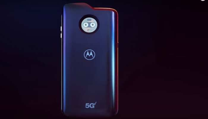 5G supported Moto Z3 launched know its specification