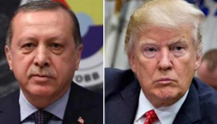 तुर्की के राष्ट्रपति ने कहा- अमेरिकी मंत्रियों की संपत्तियां जब्त की जाएंगी