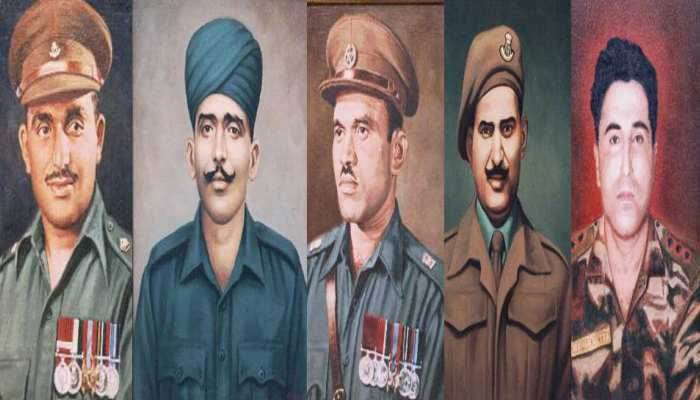 independence day india: story of 5 param vir chakra winners