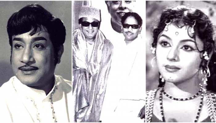 karunanidhi film stories gave many Superstars like mgr sivaji ganesan to Tamil cinema