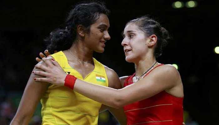 पीवी सिंधु की सबसे बड़ी कमजोरी, फाइनल जीतने वाली खिलाड़ी कैरोलीना ने बताई
