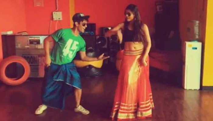 VIDEO: धोनी की फैन है IPL मिस्ट्री गर्ल, सोशल मीडिया पर वायरल हुआ डांस