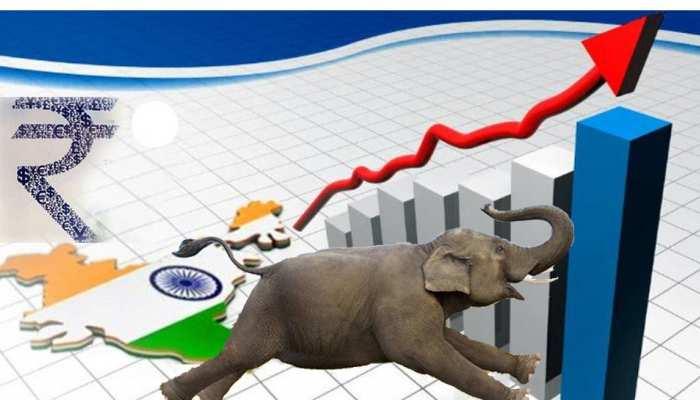 IMF ने फिर की मोदी सरकार की तारीफ, कहा- भारतीय अर्थव्यवस्था एक दौड़ता हुआ हाथी