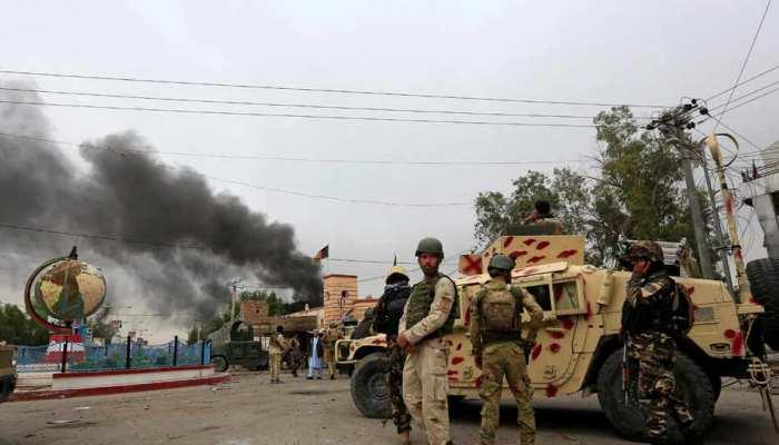 अफगानिस्तान में विस्फोट में 4 बच्चों सहित 8 लोगों की मौत