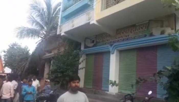 बांका : होटल मालिक के साथ लड़की गिरफ्तार, घंटो चला हाईवोल्टेज ड्रामा