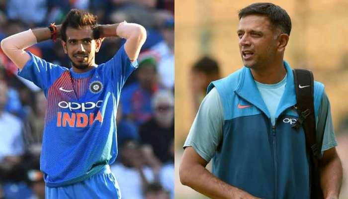 द्रविड़ ने दी सलाह, बोले- युजवेंद्र चहल को टेस्ट क्रिकेट ज्यादा खेलने चाहिए