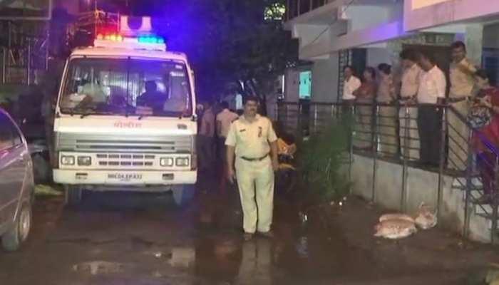 मुंबई: नालासोपाला इलाके में एटीएस का छापा, भारी मात्रा में विस्फोटक बरामद