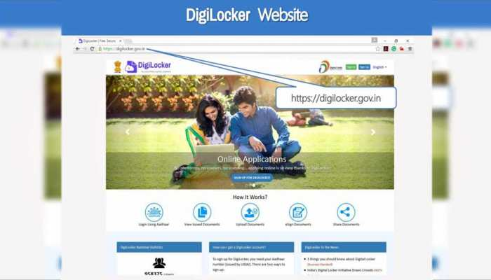learn here how to create DigiLocker Account