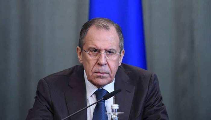 अमेरिकी प्रतिबंधों पर रूस के विदेश मंत्री लावरोव ने किया खारिज, कही ये बात