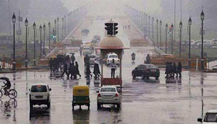 दिल्लीवालों को आज मिल सकती है गर्मी से निजात, शाम तक बारिश की संभावना