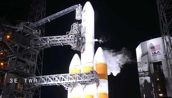 NASA ने सूर्य की ओर जाने वाले ऐतिहासिक अंतरिक्ष यान का प्रक्षेपण 24 घंटे टाला