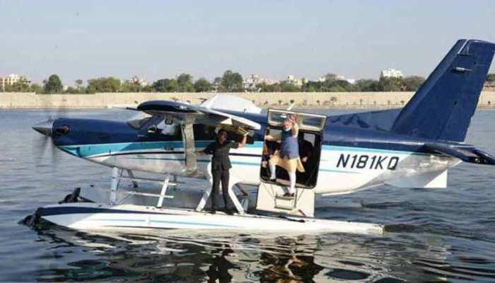 नागरिक उड्डयन मंत्रालय ने दी जलाशयों में एयरोड्रम के प्रस्ताव को मंजूरी
