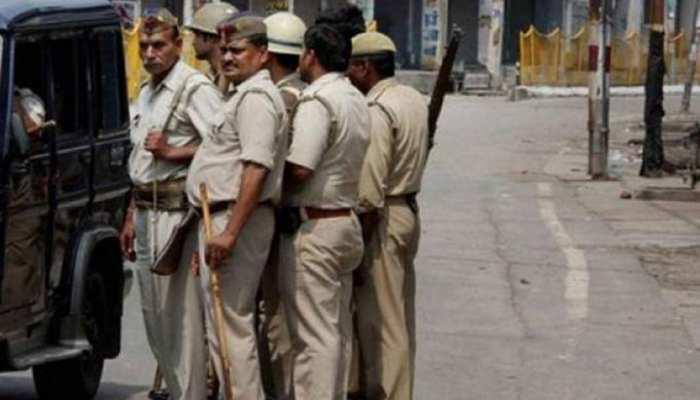 शामली : मुठभेड़ में तीन बदमाश गिरफ्तार, एक पुलिसकर्मी को लगी गोली