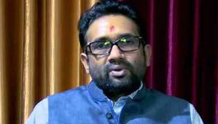 यूपी: BSP विधायक के पास आया 'दाऊद इब्राहिम' का मैसेज, एक करोड़ दो वरना टपका देंगे