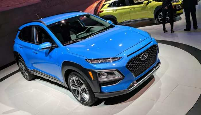 Hyundai will launch its first electronic car Kona in India, Know the updates
