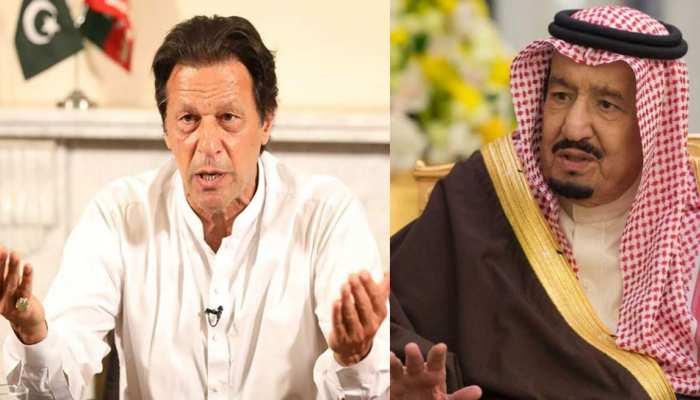 पाकिस्तान: सऊदी अरब के किंग सलमान ने इमरान खान को दी बधाई