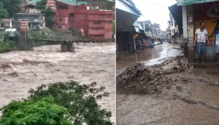 हिमाचल प्रदेश में बारिश का कहर जारी, अब तक 9 लोगों की मौत