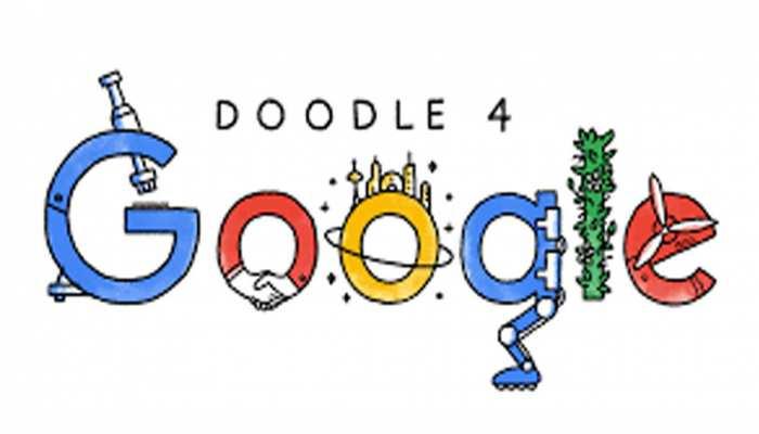 'डूडल 4 गूगल' के विजेता को मिलेगी 5 लाख की कॉलेज स्कॉलरशिप
