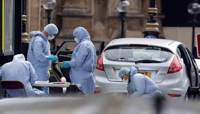 ब्रिटिश संसद के बाहर आतंकी हमला, तीन लोगों के घायल होने की पुष्टि