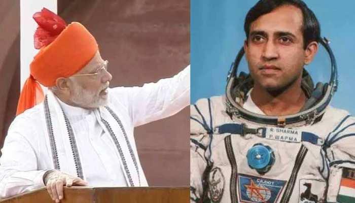 2022 तक भारतीय यान से अंतरिक्ष में जाएगा हिन्दुस्तानी, रूसी यान से गए थे राकेश शर्मा