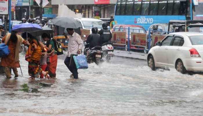 बारिश से केरल हुआ परेशान, एहतियात के तौर पर बंद किया गया कोच्चि एयरपोर्ट