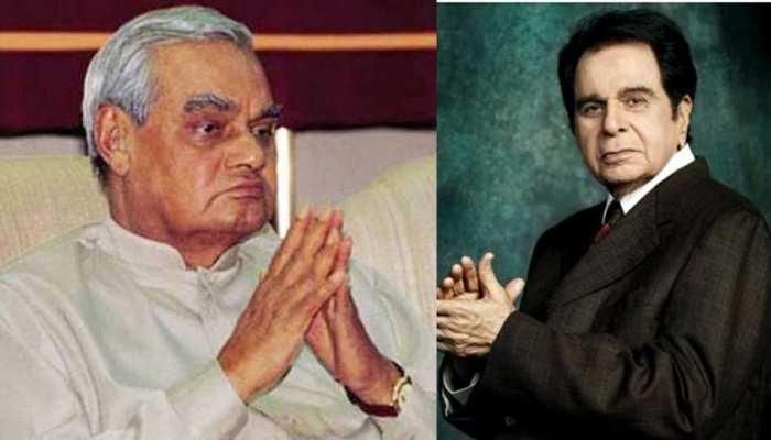 When Dilip Kumar shout at Pakistan PM for Atal Bihari Vajpayee about Kargil war