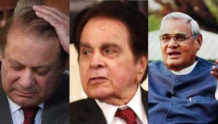 जब वाजपेयी के लिए दिलीप कुमार ने पाक PM नवाज शरीफ को सिखाई थी 'शराफत'
