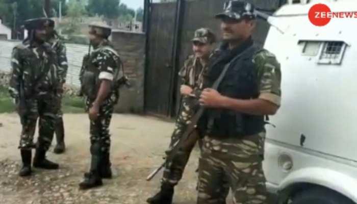 जम्मू-कश्मीर: कुपवाड़ा में सुरक्षाबलों और आतंकियों के बीच एनकाउंटर, एक जवान शहीद